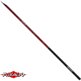 "Удилище телескопич.""Mikado"" SCR POLE 600 (без колец) Carbon (W-A-882 600)"