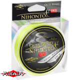 """Плетеный шнур """" Mikado """" NIHONTO OCTA BRAID FLUO 0,18 (150м) - 16,40кг (Z24F-018)"""