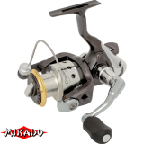 "Катушка рыб.""Mikado"" CRYSTAL LINE 1006 FD ( 6 подш.) (KD4910-1006)"