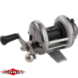 """Катушка - мультипликатор (зимняя) """"Mikado""""  MiniTroll MT 1000-01 BLACK (KD3801-01)"""