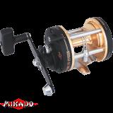 "Катушка рыб.- мульт.""Mikado"" MERMAID ALC 1003 (gear ratio 3,8:1) (KD3600-1003 A)"