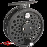 """Катушка для нахлыста """"Mikado"""" FOREL #5/6 ( 77 х 18мм, 143гр.) (KDA060-02)"""