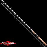 "Спиннинг штекерный ""Mikado"" Feeling 2,40m(до 10гр)Carbon (W-A-131 240)"