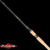"Спининг штекерный ""Mikado"" ALMAZ CDX Spin 270 ( 5-25 гр.) Carbon (WAA179-270)"