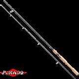 "Спининг штекерный ""Mikado"" ALMAZ MKM Spin 210 ( 10-30 гр.) Carbon (WAA180-210)"