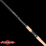"Спининг штекерный ""Mikado"" ALMAZ SENSI Spin 240 ( до 28 гр.) Carbon (WAA178-240)"