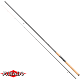 "Спининг штекерный ""Mikado"" ALMAZ SENSI Spin 270 ( до 28 гр.) Carbon (WAA178-270)"