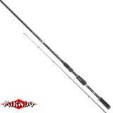 "WAA505-210 Спиннинг штек. ""Mikado"" BLACK STONE L spin 210 ( 3-15гр.) 147гр. (WAA505-210)"