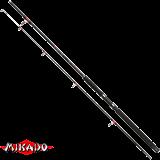 "Спининг штекер. ""Mikado""  DA VINCI S-PILK 210 ( до 150 гр.) Carbon (WAA160-210)"
