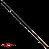 "Спининг штекерный ""Mikado"" DA VINCI ZANDER 270 ( 10 - 30 гр.) Carbon (WAA147-270)"