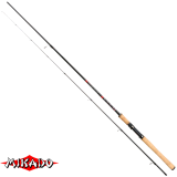 "Спининг штекерный ""Mikado"" ESSENTIAL PERCH 220 ( до 8 гр.) Carbon (WAA079-220)"