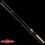 "Спининг штекерный ""Mikado"" ESSENTIAL PERCH 240 ( до 10 гр.) Carbon (WAA079-240)"