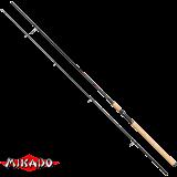 """Спининг штекерный """"Mikado"""" ESSENTIAL PIKE 270 ( 20 - 40 гр.) Carbon (WAA077-270)"""