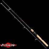 "Спининг штекерный ""Mikado"" ESSENTIAL TOUCH 210 ( 10 - 30 гр.) Carbon (WAA076-210)"
