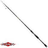 "Спининг телескоп. ""Mikado"" NIHONTO  ML TeleSpin 240 ( 5 - 25 гр.) Carbon (WAA267-240)"