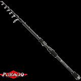 "Спининг телескоп. ""Mikado"" NIHONTO MH TeleSpin 210 ( 10 - 40 гр.) Carbon (WAA268-210)"