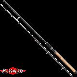 "Спининг штекерный ""Mikado""  NIHONTO HEAVY PILK 270 ( 80 - 150 гр.) Carbon (WAA279-270)"