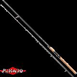 """Спининг штекерный """"Mikado"""" NIHONTO LIGHT SPIN 270 ( 5-18 гр.) Carbon (WAA270-270)"""