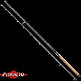 "Спининг штекерный ""Mikado"" NIHONTO PIKE SPIN 270 ( 10 - 30 гр.) Carbon (WAA266-270)"