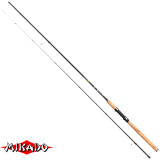 "Спининг штекерный ""Mikado"" NIHONTO ULTRALIGHT SPIN 210 ( до 9 гр.) Carbon (WAA269-210)"