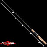 "Спининг штекерный ""Mikado"" NIHONTO ULTRALIGHT SPIN 240 ( до 12 гр.) Carbon (WAA269-240)"
