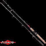 "Спининг штекерный ""Mikado"" SCR Light Spin 270 ( 5 - 25 гр.) Carbon (WA888-270)"
