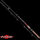 "Спининг штекерный ""Mikado"" SCR Medium Spin 240 ( 10 - 30 гр.) Carbon (WA889-240)"
