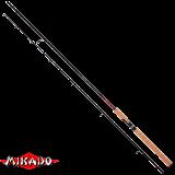 "Спининг штекерный ""Mikado"" SCR Perch Spin 270 ( 5 - 25 гр.) Carbon (WA886-270)"