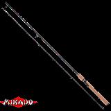 "Спининг штекерный ""Mikado"" SENSEI FEELING 240 ( до 12 гр.) Carbon (W-A-945 240)"