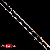 """Спининг штекерный """"Mikado"""" TSUBAME MH Spin 240 ( 10 - 35 гр.) Carbon (WAA207-240)"""