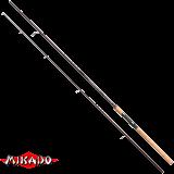 "Спининг штекерный ""Mikado"" TSUBAME MS Spin 240 ( 5 - 25 гр.) Carbon (без чехла) (WAA206-240)"