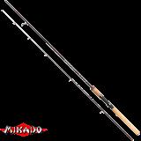 "Спининг штекерный ""Mikado"" TSUBAME UL Spin 240 ( до 13 гр.) Carbon (WAA205-240)"