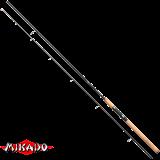 """Спининг штекерный """"Mikado"""" X - PLODE LIGHT Spin 270 ( 5 - 25 гр.) Carbon (WAA238-270)"""