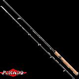 "Спининг штекерный ""Mikado"" X - PLODE UL PERCH Spin 240 ( до 10 гр.) Carbon (WAA237-240)"