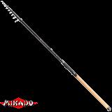 "Удилище телескопич.""Mikado"" ALMAZ Tele Match 400 ( до 25гр.) Carbon (WAA175-400)"