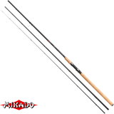 "Удилище штекерное""Mikado"" DA VINCI S-Match 390 ( 10 - 30 гр.) Carbon (WAA144-390)"