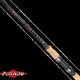 """Удилище штекерн.""""Mikado"""" ALMAZ Medium Feeder 390 ( до 120 гр.) Carbon (WAA187-390)"""