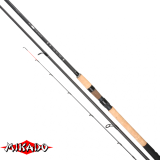 "Удилище штекерн.""Mikado""  BLACK STONE METHOD Feeder 350  ( 55-75гр.) { 2 хлыстика } 3-х секц., 238гр. (WAA515-350)"