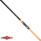 "Удилище штекерн.""Mikado"" ESSENTIAL Medium Feeder 390 ( до 110 гр.) { 5 хлыстиков } Carbon (WAA087-390)"