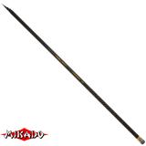 "Удилище телескопич.""Mikado"" TAURUS POLE 700 (без колец) Carbon MX-9 (WA670-700)"