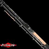 "Удилище штекерн.""Mikado"" NIHONTO Medium Feeder 360 ( до 120гр.) Carbon (WAA284-360)"
