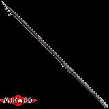 "Удилище телескопич.""Mikado"" AMBERLITE Bolognese 400 (до 35гр.) (WAA293-400)"