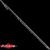 "Удилище телескопич.""Mikado"" NIHONTO Bolognese 600 ( 5 - 25 гр.) Carbon (WAA263-600)"
