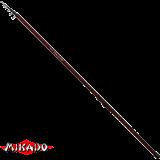 "Удилище телескопич.""Mikado"" Princess 400 ( до 20 гр.) Carbon (WA174-400)"