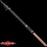 "Удилище телескопич.""Mikado"" SENSEI  Float 380 ( 10-30 гр.) Carbon (W-A-954 380)"