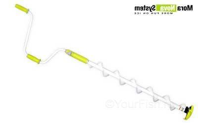 Ледобур Mora Nova System Long диаметр 160 мм