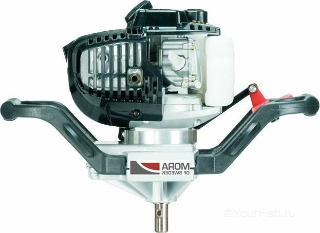 Двигатель-мотобур Mora 4-х тактный