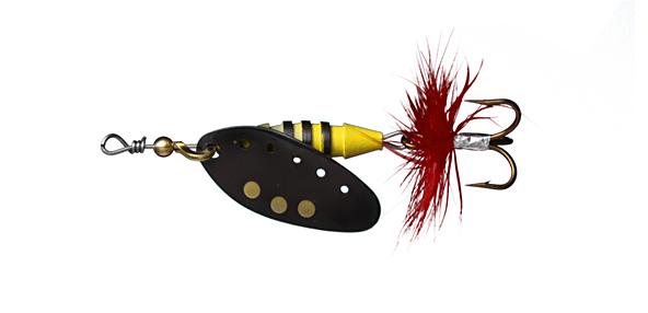 Блесна Myran Sting 12 г цвет Black