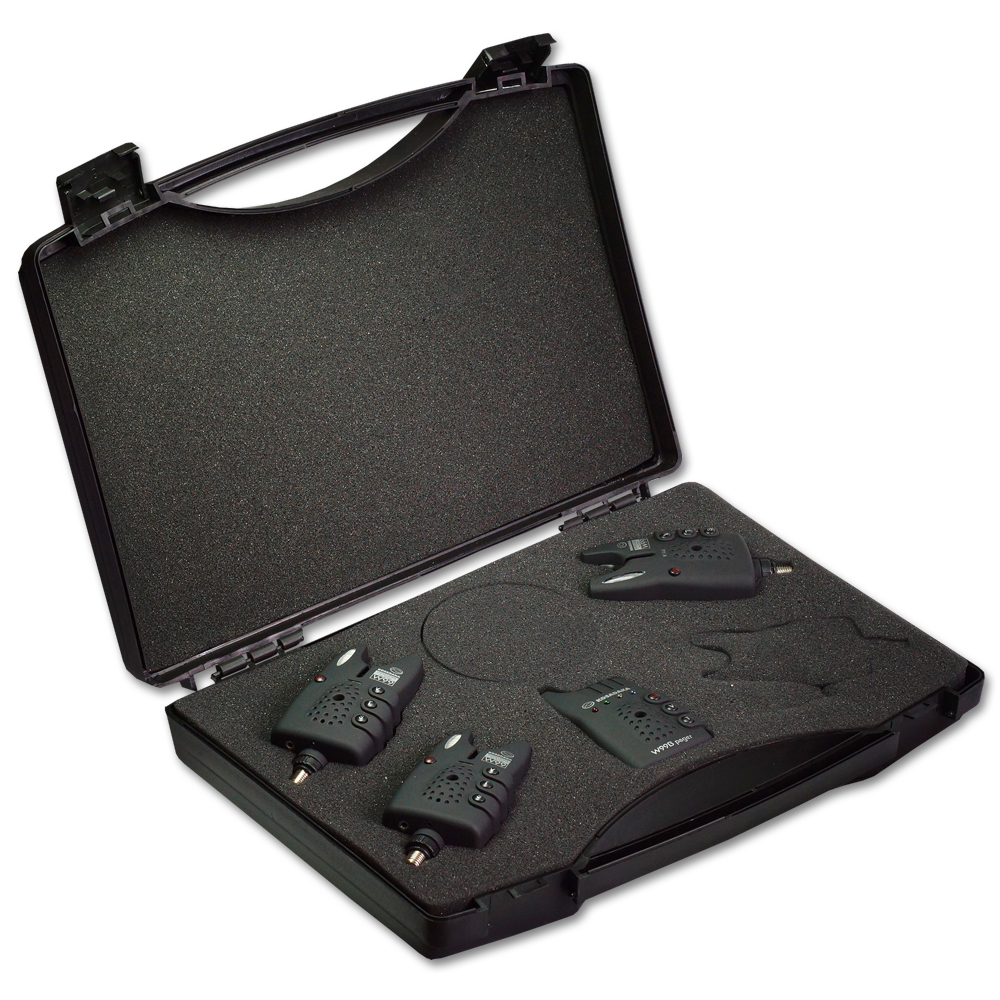 Набор Kosadaka W99S радио сигнализатор 3шт + пейджер