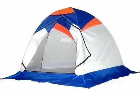 Палатка Надежда Lotos для зимней рыбалки